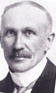 Fridrik Bergmann, later pastor of the Tabernacle congregation, a daugher  congregation of FLC